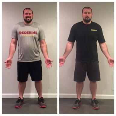 John weight loss