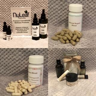holistic health supplements