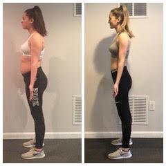 Charlotte fitness progress